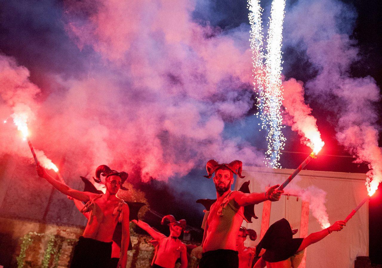 Fotografia di eventi e spettacolo